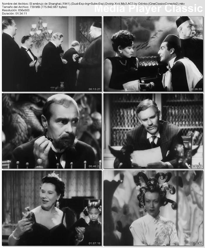 Imagenes de la película: El embrujo de Shanghai | 1941 | The Shanghai Gesture