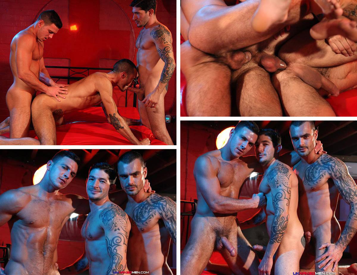 Sexo Gay Dotados Paddy-OBrian-Issac-Jones-Johnny-Hazzard-Train-Fuck 3