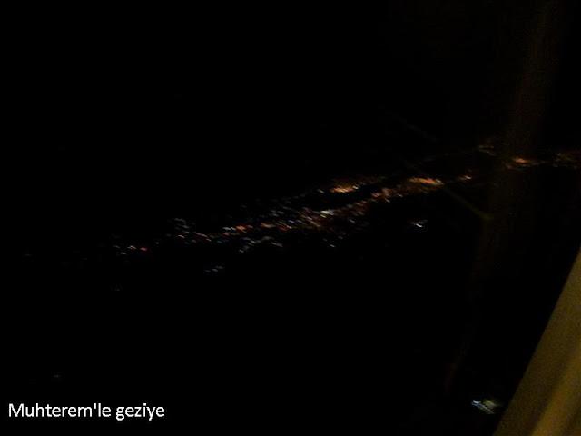 gece uçuşu