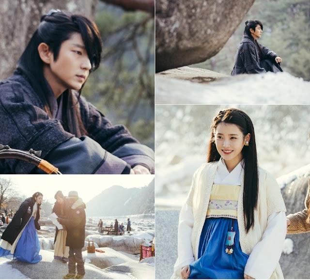 Sinopsis Drama Korea Terbaru : Scarlet Heart: Ryeo (2016)