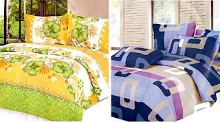 Extra 20% Discount on Double BedSheets: Beautiful Double Bed Sheet worth Rs.799 just for Rs.240 Only @ Snapdeal