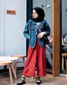 Ini Dia 4 Karakter Kain Jilbab Terbaru yang Baik untuk Dipilih