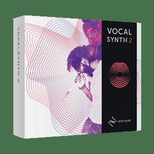 Download iZotope VocalSynth v2.01 Full version