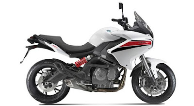 Benelli TNT 600 GT side image