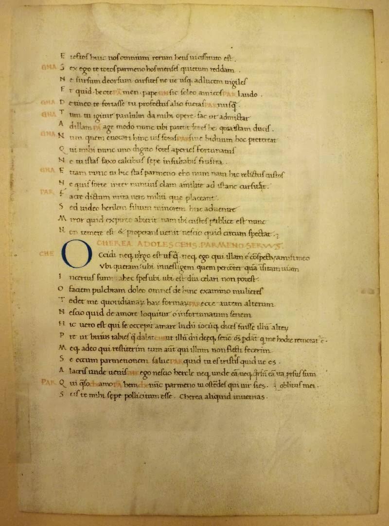 Medieval Manuscripts Provenance Ege Leaves At Occidental border=