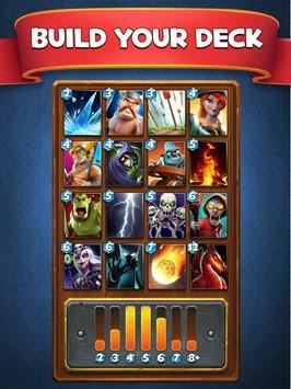 Castle Crush Free Strategy Card MOD Apk
