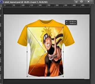 Tips dan Cara Membuat Desain Baju dengan Photoshop Terbaru