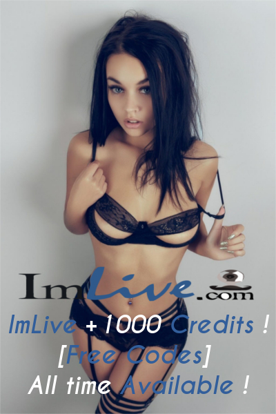 ImLive +1000 Credits ! Free Code!