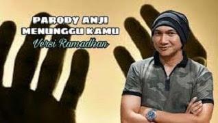 Lirik Lagu Parody Anji - Menunggu Kamu (Versi Ramadhan)