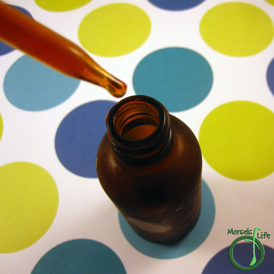 Morsels of Life - DIY Vanilla Extract - Make your own vanilla extract with two simple ingredients!