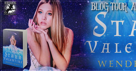 Book Tour | Starr Valentine by Wende Dikec | Giveaway