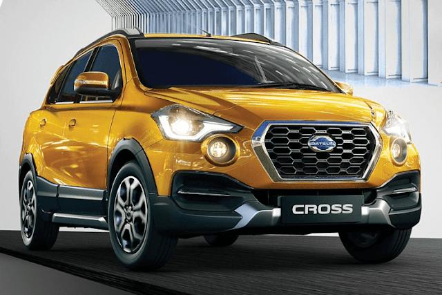 Review Dan Spesifikasi Mobil Datsun Cross Yang Laris Saat Ini