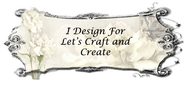 Let's Craft and Create Design Team