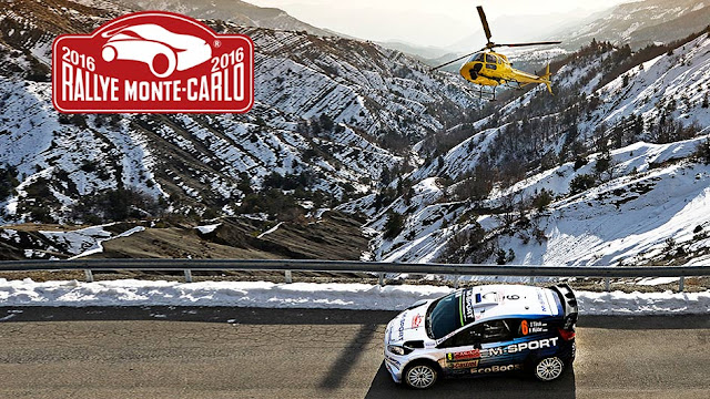 CLICK HERE TO WATCH THE 2016 MONTE CARLO RALLY LIVE