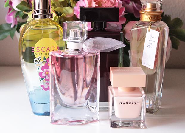 5 fragancias que no te puedes perderte esta Primavera