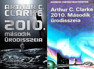 Arthur C. Clarke 2010: Második űrodisszeia könyv