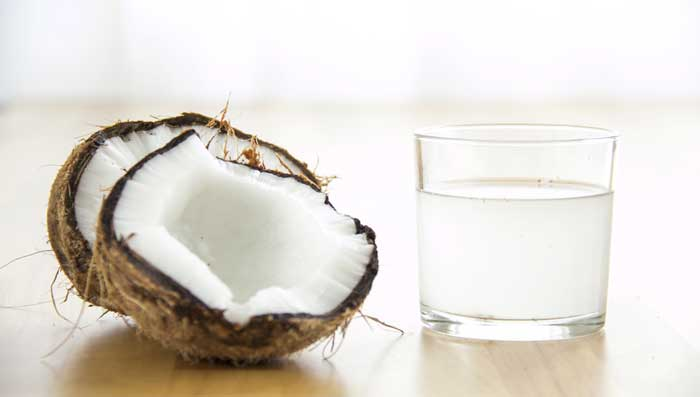 Home Remedies Of Coconut For Skin