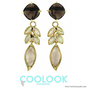 Queen Letizia Jewels Coolook Hera Earrings