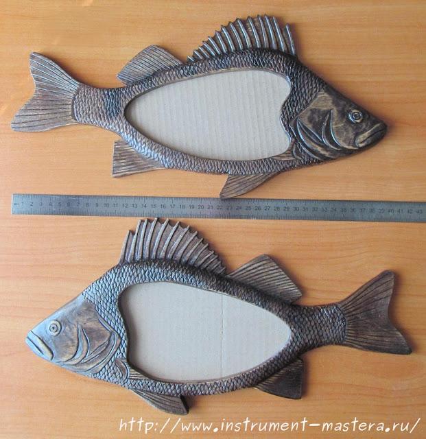 Фоторамка для рыбака