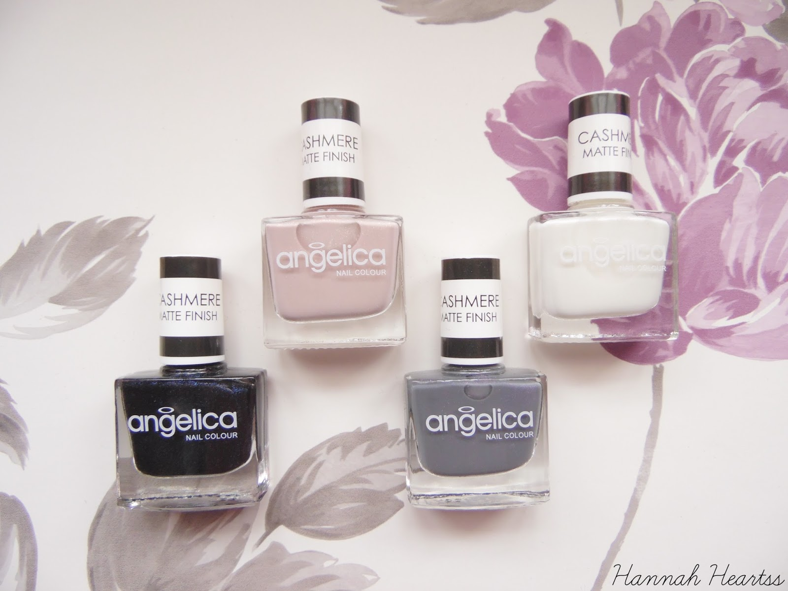 Angelica Cashmere Collection