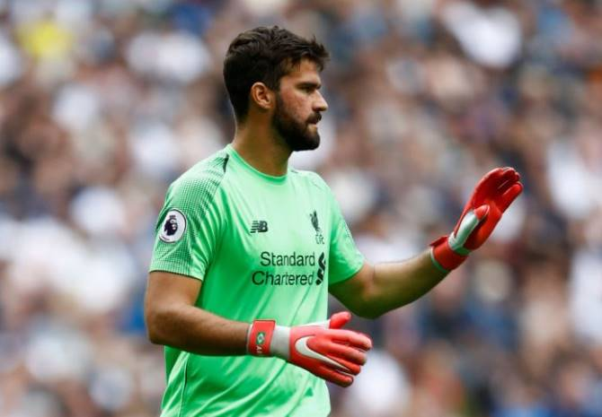 Alisson Becker (Liverpool)