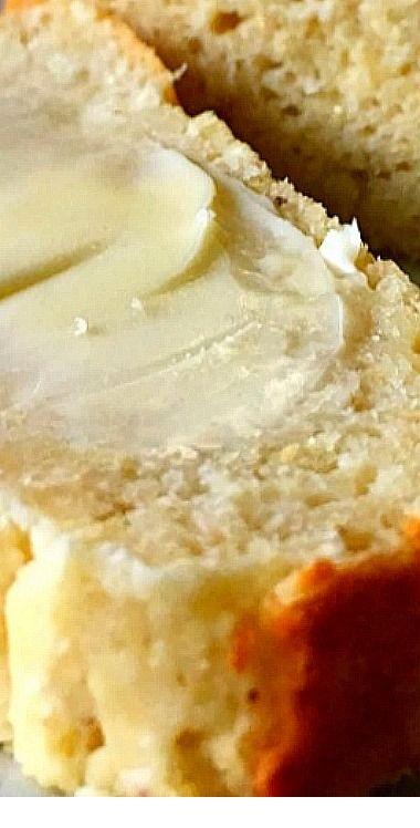 Easy Amish Sour Cream Corn Bread