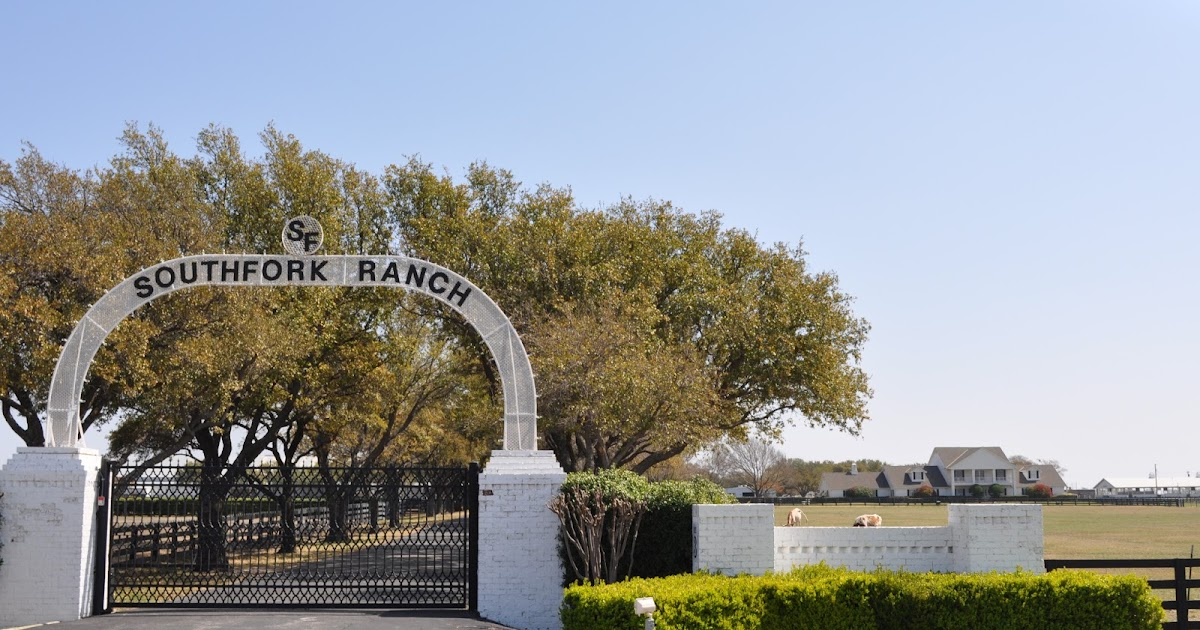 How Much Is Tax >> My Fruitful Life: Tour of Southfork Ranch Review