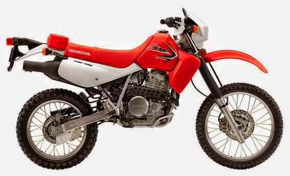 2015 New Honda XR650L