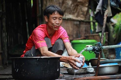 Bí mật về cha con người rừng ở Quảng Ngãi