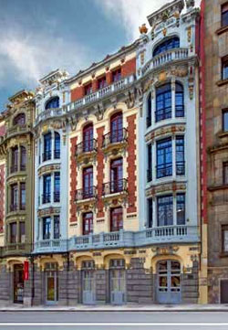 Paraiso asturiano modernismo en oviedo - Arquitectos oviedo ...