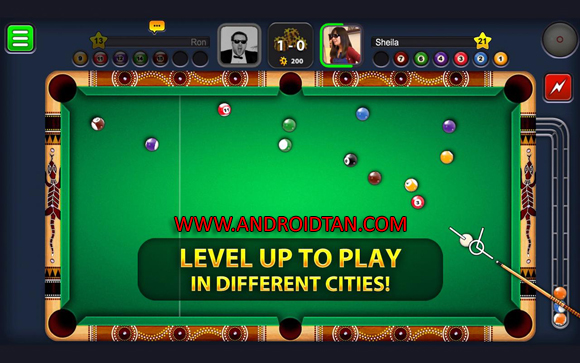 Download 8 Ball Pool Mod Apk v4.2.1 Guideline Trick No Root Android Terbaru