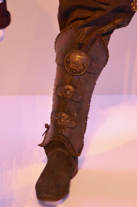 Transformers Last Knight Saxon warrior boot