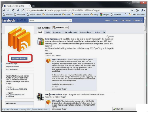How to Set Up an RSS Feed on Facebook