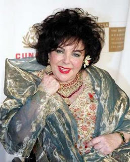 what did you think of when you heard that elizabeth taylor had died