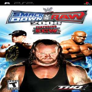 download smackdown vs raw 2008 pc game full version free