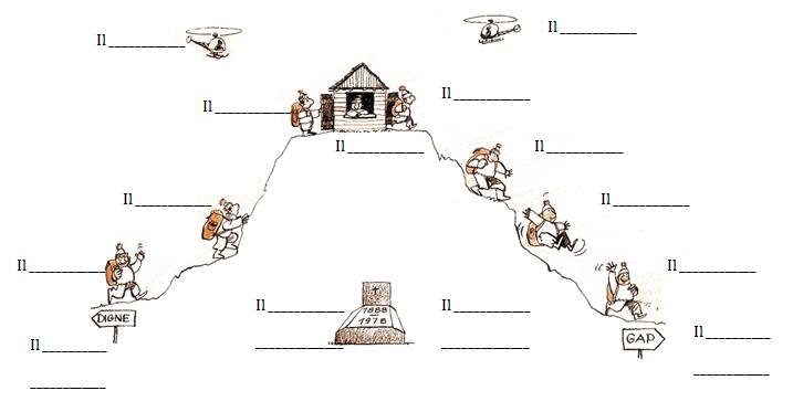 Images la maison au passe compose avec etre pictures to for Maison etre