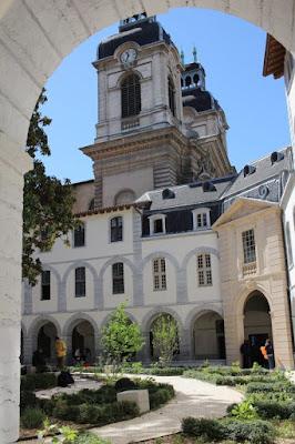 Visite guidée Lyon n° 7  Le Grand Hôtel-Dieu réinventé