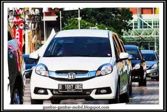 Gambar mobil honda mobilio Gambar Gambar Mobil