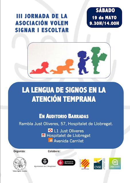 La lengua de signos en la atención temprana