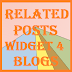 How to create related posts widget in blog template
