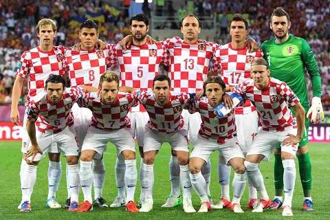 Đội tuyển bóng đá quốc gia Croatia được quản lý bởi Liên đoàn bóng đá Croatia.