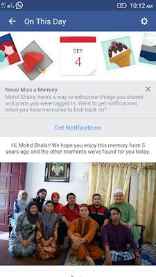 kenangan 5 tahun