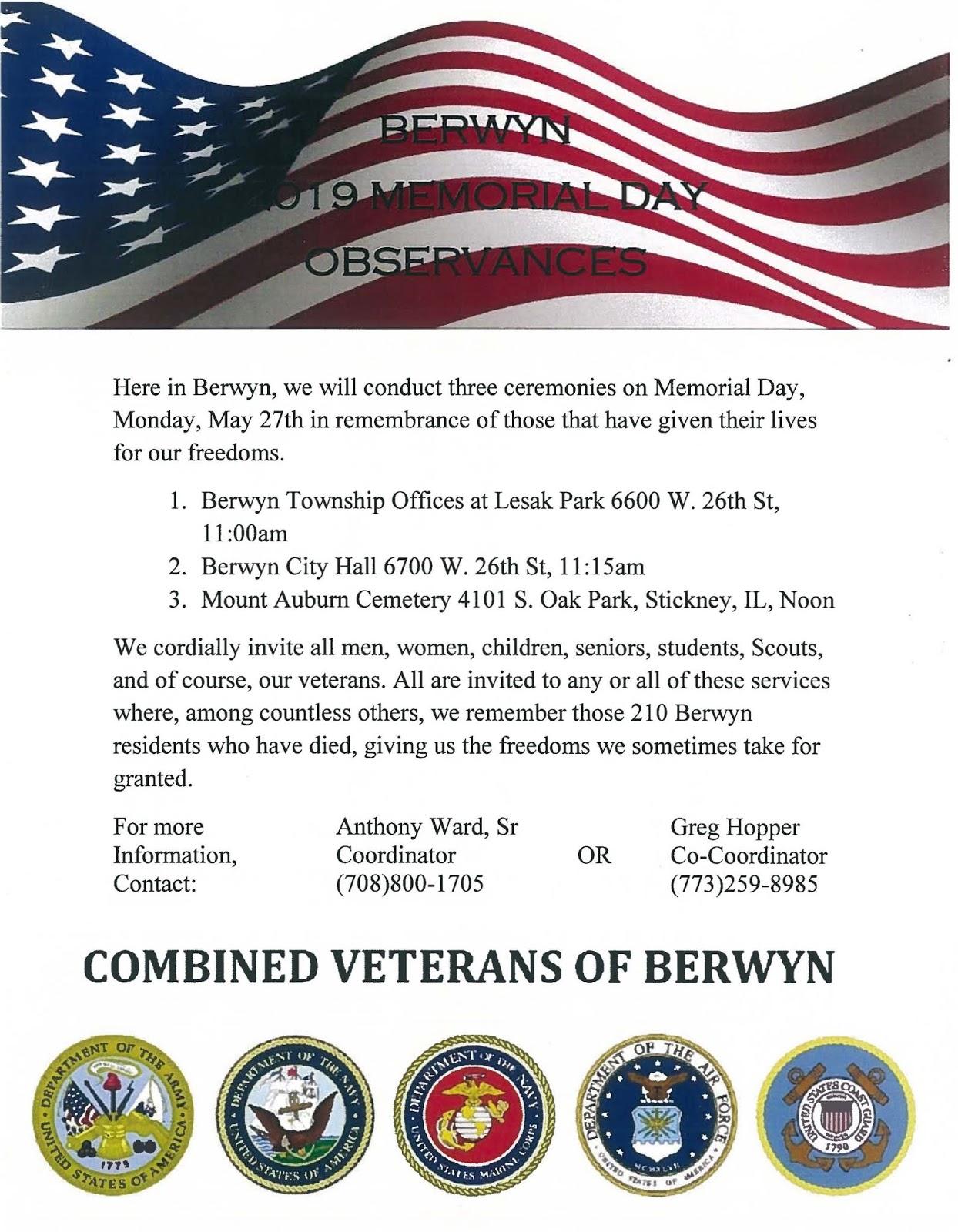 db32bca3c Welcome to City of Berwyn | City of Berwyn