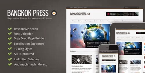 bangkok press theme