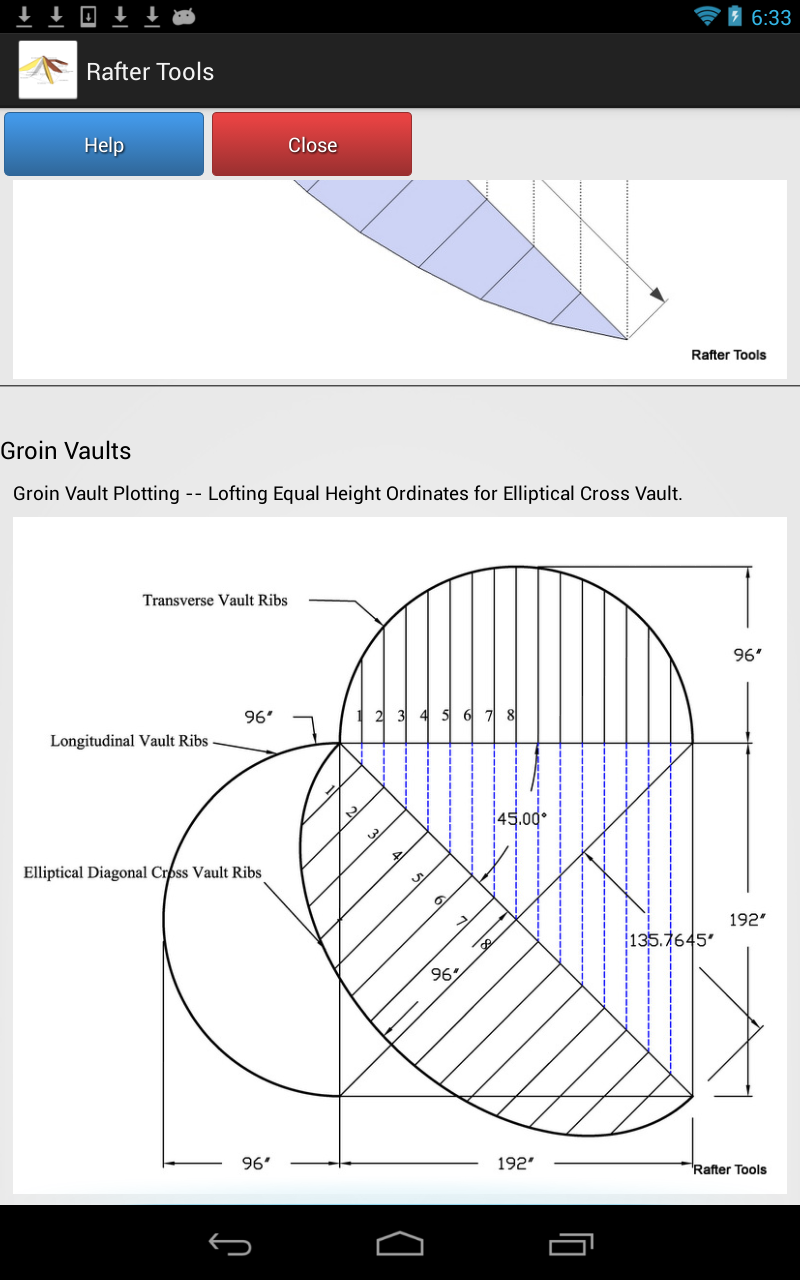 roof framing geometry rafter tools for android version 257