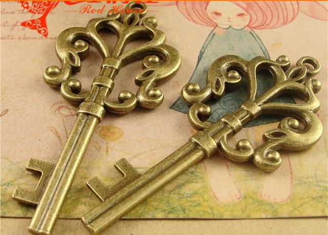 Vintage alasdecristal llaves antiguas de colecci n - Llaves antiguas de puertas ...