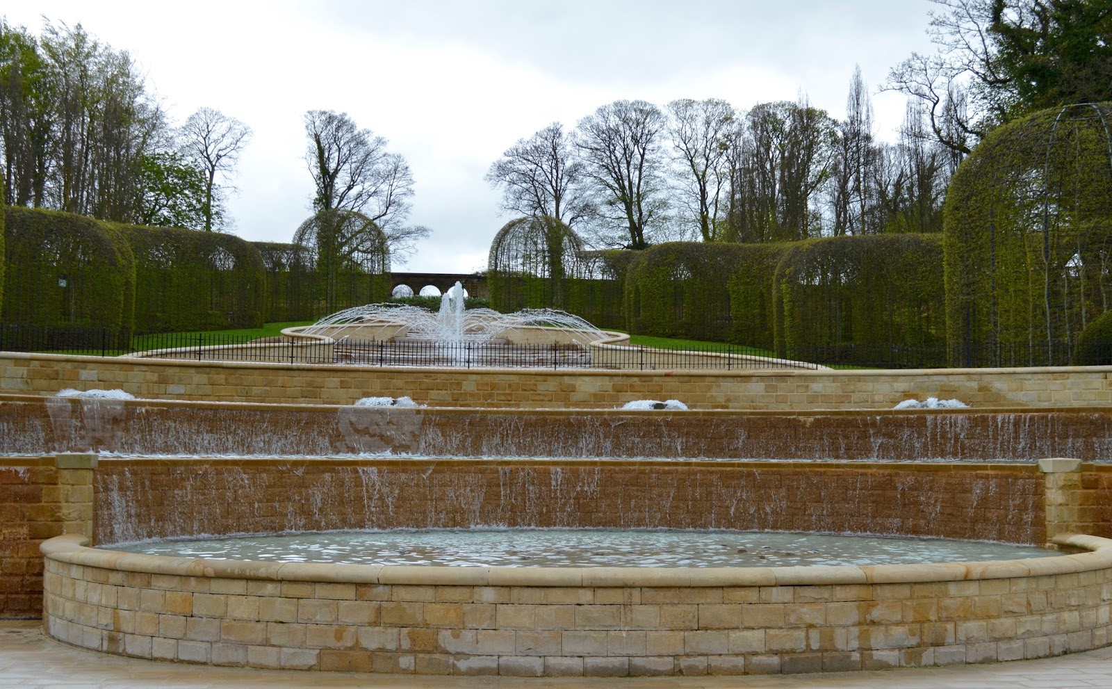 Why you should visit Alnwick Garden when the kids are at school ...