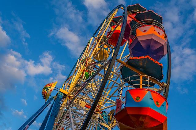 Image: Big Ferris Wheel, by Tim Hill on Pixabay