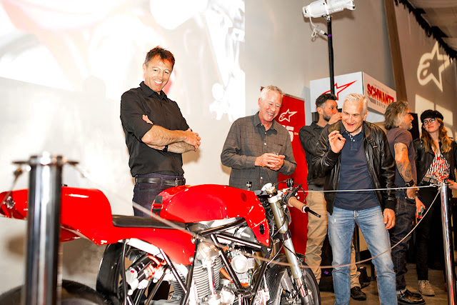 MotoGP, Circuit of the Americas  Grand Prix, Americas GP, Alpinestars, Gabriel Mazzarolo, Michael Woolaway, Woolies Workshop in Venice, California, OSCAR by Alpinestars, Tech-Air suit, Italian, Ducati, Akrapovic, Michelin, Alpinestars 55th Anniversary Party in Austin Texas