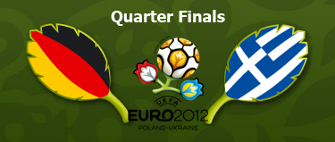 Laga Perempat Final Euro 2012 : Jerman vs Yunani